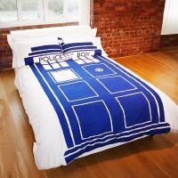 """""""Doctor Who"""" dvigulės patalynės komplektas"""