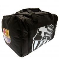 F.C. Barcelona kelioninis krepšys (Juodas)