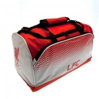 Liverpool F.C. kelioninis krepšys (Raudonas)