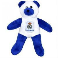 Real Madrid C.F. pliušinis meškiukas (mėlyna/balta)