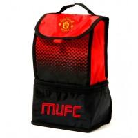 Manchester United F.C. priešpiečių krepšys (Raudonas/Juodas)