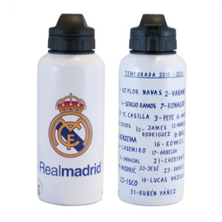Real Madrid C.F. aliuminio gertuvė (Komandos sudėtis)