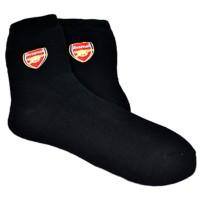 Arsenal F.C. kojinės (Termo, juodos)