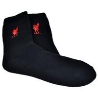Liverpool F.C. kojinės (Termo, juodos)