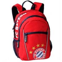 F.C. Bayern Munich vaikiška kuprinė (Raudona)