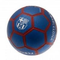 F.C. Barcelona futbolo kamuolys (Mėlynas su raudonais lankais)