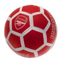 Arsenal F.C. futbolo kamuolys (Raudonas su baltais lankais)