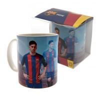 F.C. Barcelona puodelis (Messi)