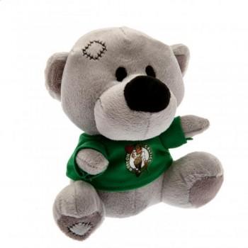 Boston Celtics Timmy pliušinis meškiukas (Pilkas)