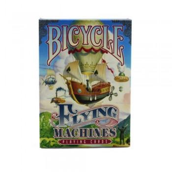 Bicycle Flying Machine kortos