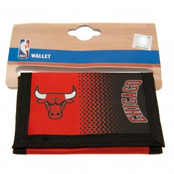 Chicago Bulls piniginė (Raudona)