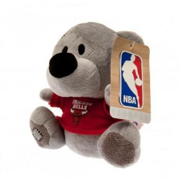 Chicago Bulls pliušinis meškiukas (Pilkas)