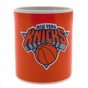 New York Knicks puodelis