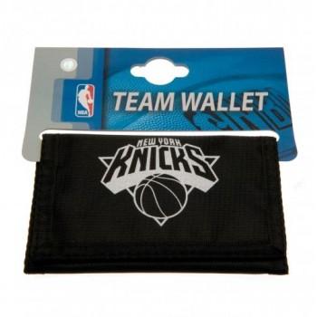 New York Knicks piniginė (Juoda)