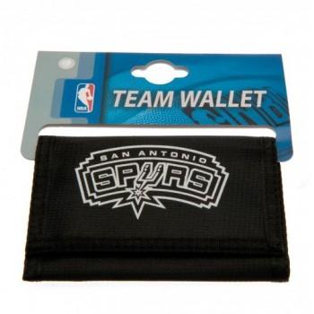San Antonio Spurs piniginė (logotipas)