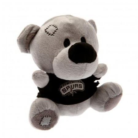 San Antonio Spurs Timmy pliušinis meškiukas (Pilkas)