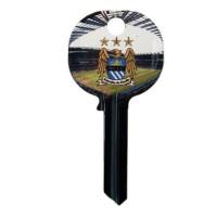 Manchester City F.C. durų rakto ruošinys (Stadiono panorama)
