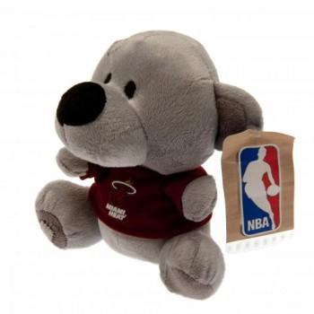 Miami Heat Timmy pliušinis meškiukas (Pilkas)