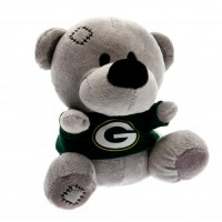 Green Bay Packers pliušinis meškiukas (Pilkas)