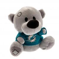 Miami Dolphins pliušinis meškiukas (Pilkas)