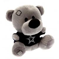 Dallas Cowboys Timmy pliušinis meškiukas (Pilkas)