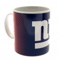 New York Giants puodelis