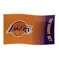 Los Angeles Lakers vėliava