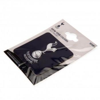 Tottenham Hotspur F.C. šaldytuvo magnetas (kvadratinis)