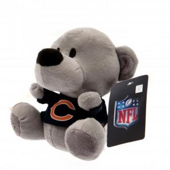 Chicago Bears pliušinis meškiukas (Pilkas)