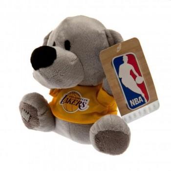 Los Angeles Lakers Timmy pliušinis meškiukas (Pilkas)