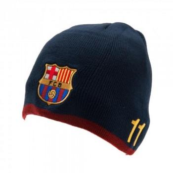 F.C. Barcelona žieminė kepurė (Neymar)