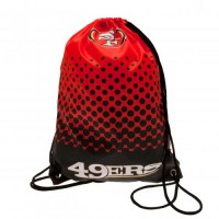 San Francisco 49ers sportinis maišelis