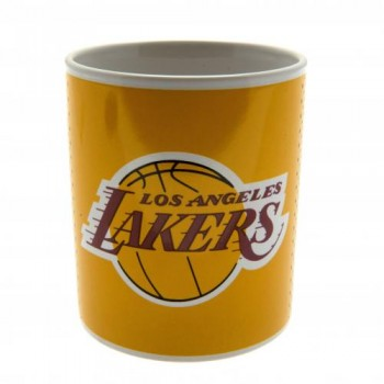 Los Angeles Lakers puodelis