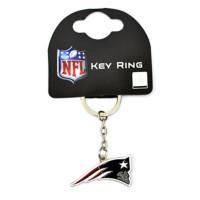 New England Patriots raktų pakabukas