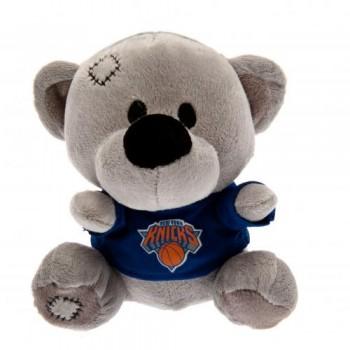 New York Knicks Timmy pliušinis meškiukas (Pilkas)