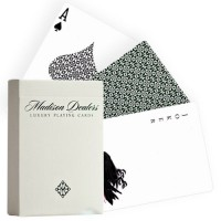 Ellusionist Madison Dealers Green Bicycle kortos