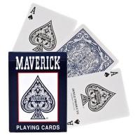 Maverick Standard Index kortos (Mėlynos)