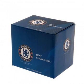 Chelsea F.C. spalvą keičiantis puodelis