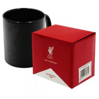 Liverpool F.C. spalvą keičiantis puodelis
