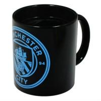 Manchester City F.C. spalvą keičiantis puodelis