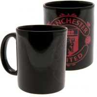 Manchester United F.C. spalvą keičiantis puodelis