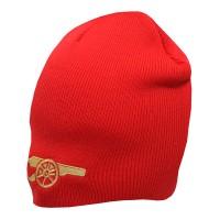 Arsenal F.C. žieminė kepurė (Gunners - Raudona)