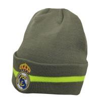Real Madrid C.F. atlenkta žieminė kepurė (Pilka)