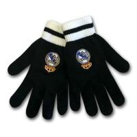 Real Madrid C.F. žieminės pirštinės (Juodos)