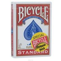 Bicycle Rider Back Stripper kortos (Raudonos)