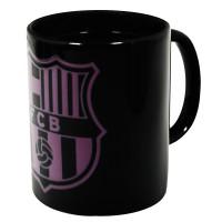 F.C. Barcelona spalvą keičiantis puodelis