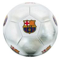 F.C. Barcelona futbolo kamuolys (Autografai. Pilkas)