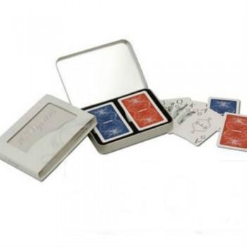 Copag Centennial dvi kortų kaladės specialioje dėžutėje (100 years)