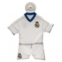 Real Madrid C.F. pakabinama mini uniforma