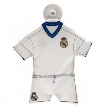 Real Madrid C.F. pakabinama mini uniforma
